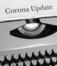 Die Corona Pandemie ist noch nicht vorbei…